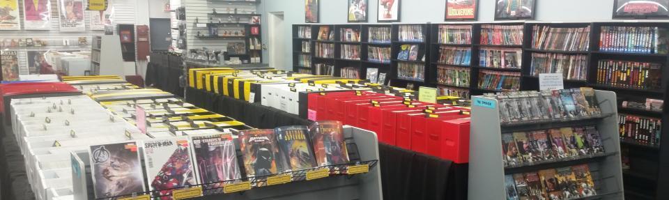 Bookery Fantasy Comic Book Store